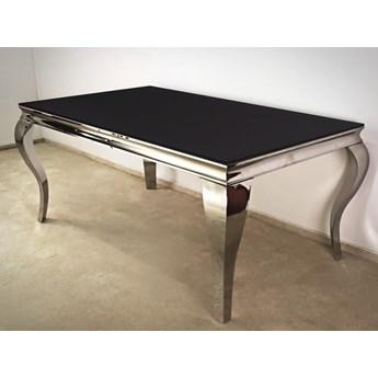 Stół ESTILLO GLAMUR II BLACK 200 x 100