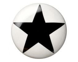 Gałka z czarną gwiazdą