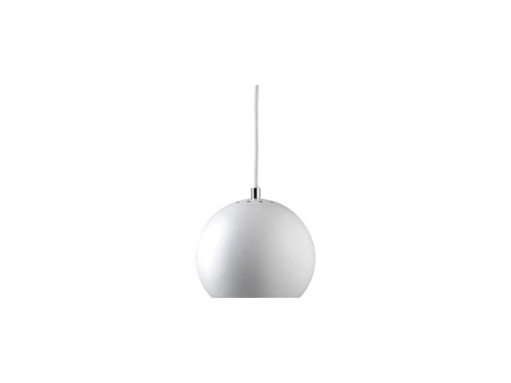 Lampa wisząca – BALL, biały mat