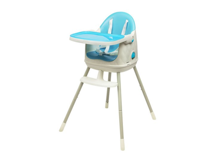 Krzesełko do karmienia fotelik 3w1 MULTIDINE KETER niebieskie