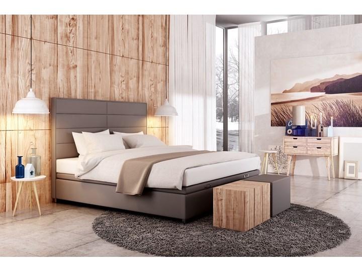 łóżko Kontynentalne Quaddro Double