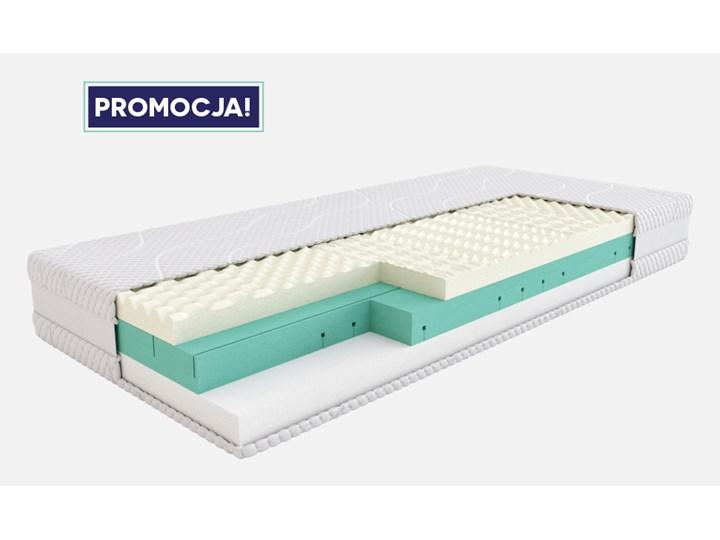 Materac SleepMed Premium 160x200 cm 140x200 cm 100x200 cm skóra dzianina 180x200 cm tkanina 120x200 cm poliester 90x200 cm 80x200 cm Styl industrialny