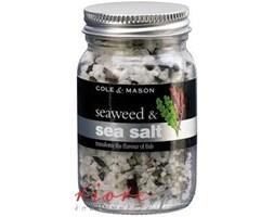Sól morska 100g Cole&Mason z Algami