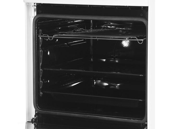 Kuchnia AMICA 58EE1.20(W) Szerokość 50 cm Rodzaj płyty grzewczej Ceramiczna Kategoria Kuchenki elektryczne