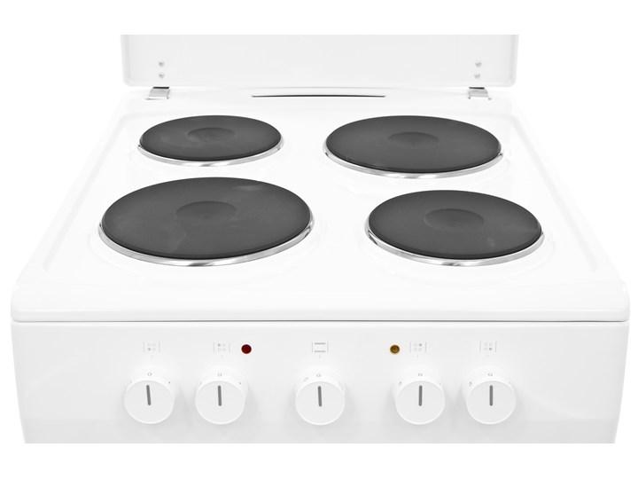 Kuchnia AMICA 58EE1.20(W) Szerokość 50 cm Rodzaj płyty grzewczej Ceramiczna