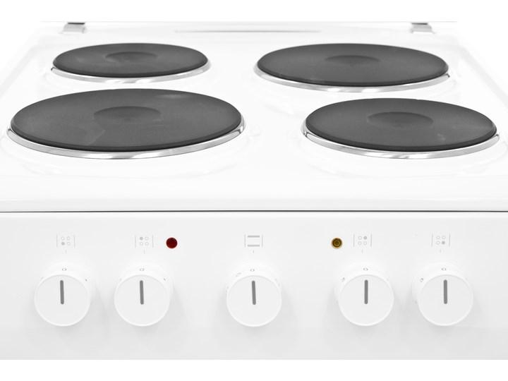 Kuchnia AMICA 58EE1.20(W) Rodzaj płyty grzewczej Ceramiczna