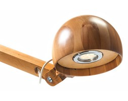 Unikalne lampy z drewna - polski design