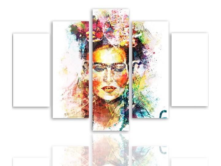 Frida Kahlo 4 Pięcioczęściowy Pentaptyk
