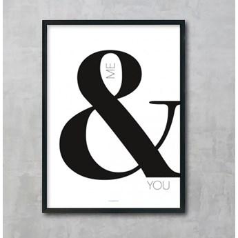 Plakat: ME & YOU