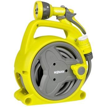 Bęben kompaktowy z wężem ogrodowym HOZELOCK 2425 Żółty