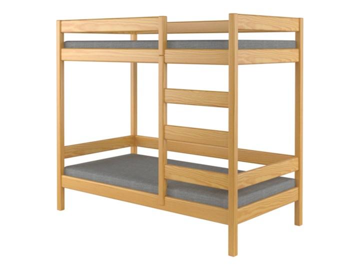 łóżko Piętrowe Dziecięce Wanda 180x90