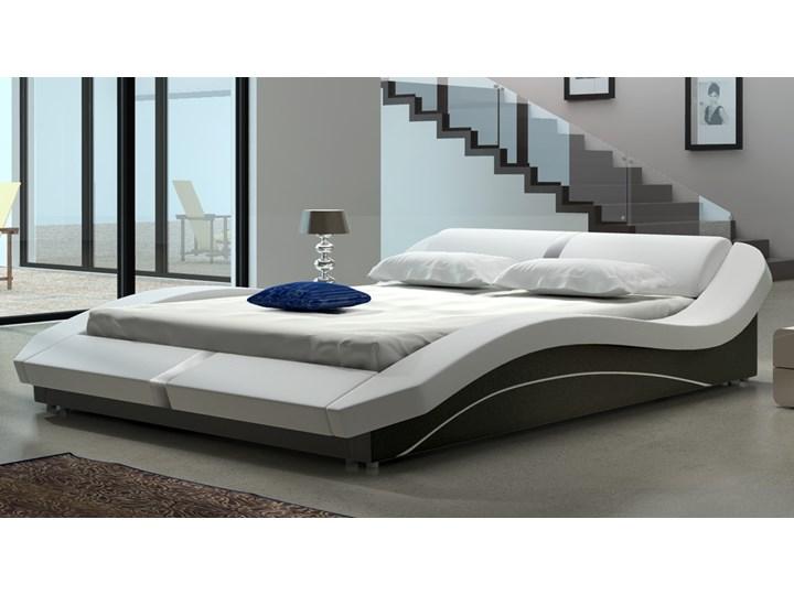 Korsyka Nowoczesne łóżko Do Sypialni Z Subtelnymi Zdobieniami