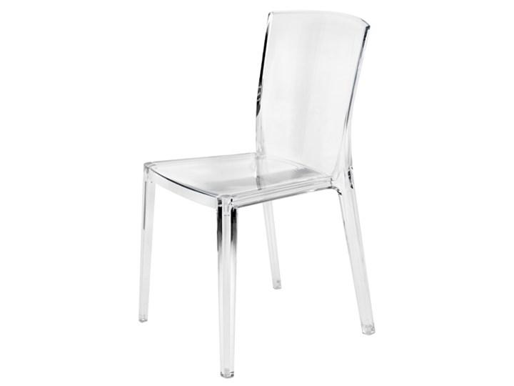 Krzesło Plastikowe King Uniw
