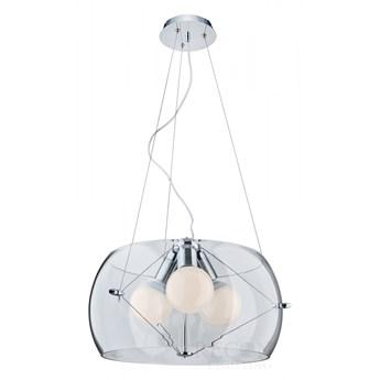 Lampa przezroczysta ANDROMEDA jasna styl nowoczesny MD8607M-T