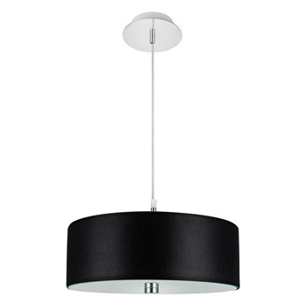 RING MD3012-3 36cm czarna lampa wisząca