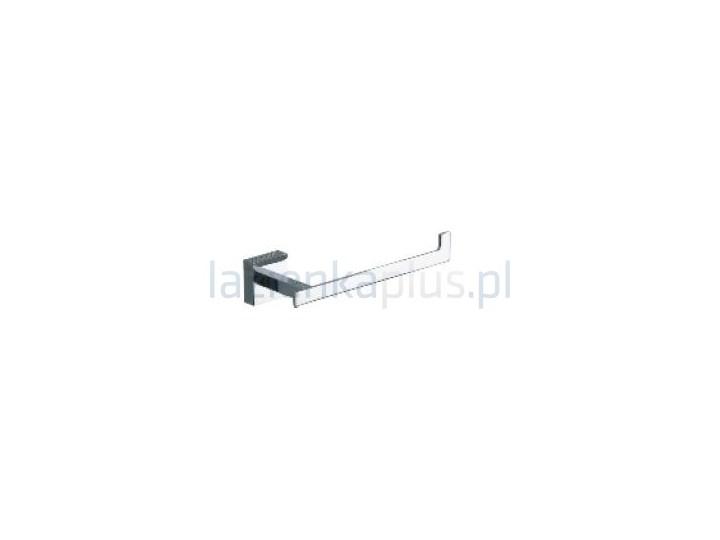 Uchwyt na papier chrom Omnires Lift 8151B Styl klasyczny metal Styl industrialny