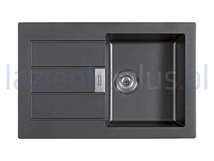 Zlewozmywak 78x50 cm onyx Franke Sirius 1140181973