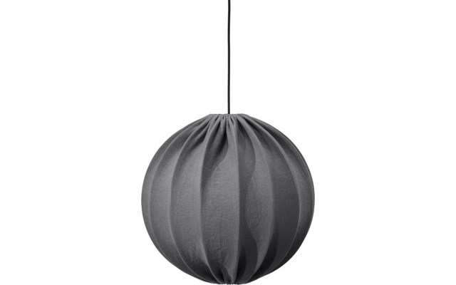 Lampa Alva grafitowa 50 cm PR Home