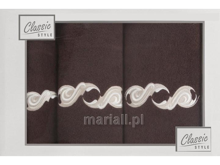 Komplet ręczników 3-częściowy RG3-36
