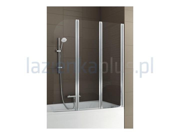 Parawan nawannowy Aquaform Modern 3 17006956 szkło Liczba części Trzyczęściowe