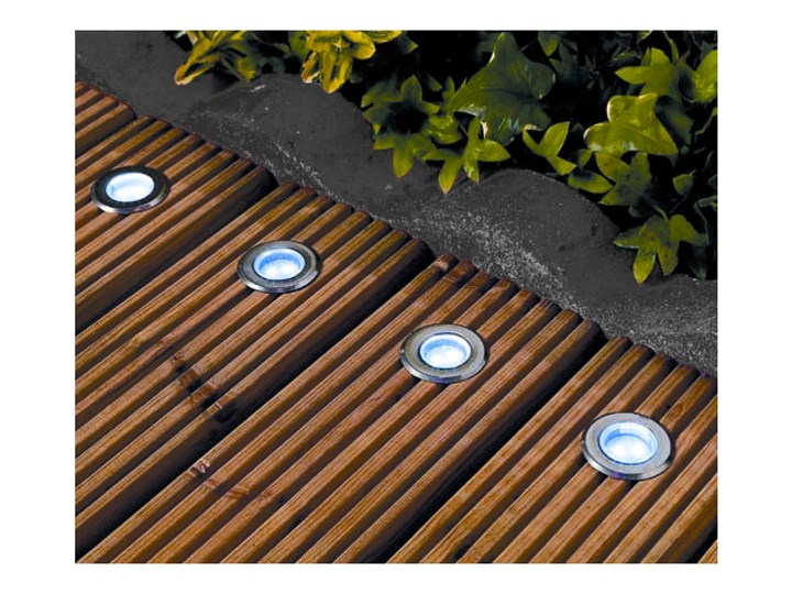 lampy wpuszczane ogrodowe