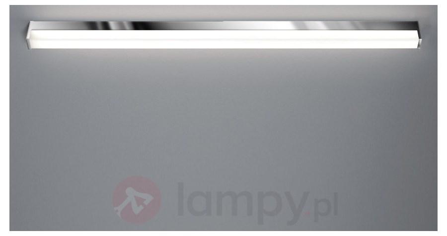 Lampa ścienna Led Pari 120 Cm Chrom Lampy ścienne Zdjęcia