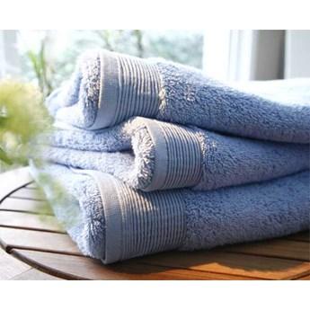 Ręcznik Blanc Des Vosges UNI Błękitny