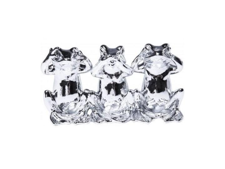 Figurka dekoracyjna Crazy Frogs Trio