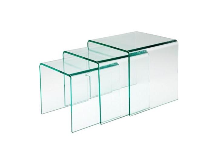 Stoliki Kawowe Glimmer Szklane