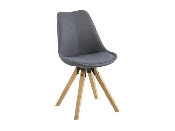 Krzesło Dima I ciemnoszare