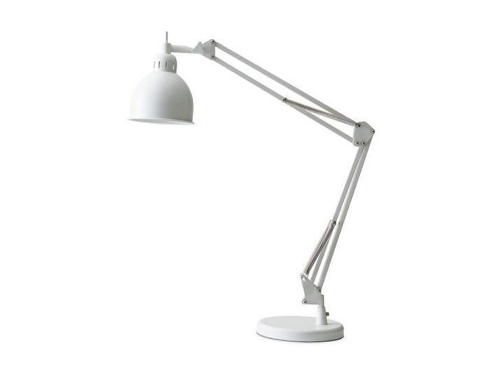 Lampa stołowa Job I biała