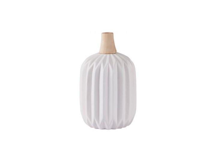 Wazon Verticali 11.5x18.5 cm biały