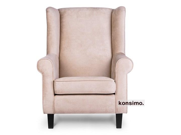 KONSIMO - MILES Fotel klasyczny uszak / KONSIMO.