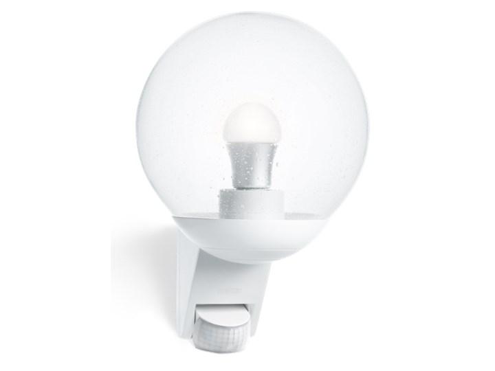 Lampa Z Czujnikiem Ruchu I Zmierzchu L 585 Biała Steinel