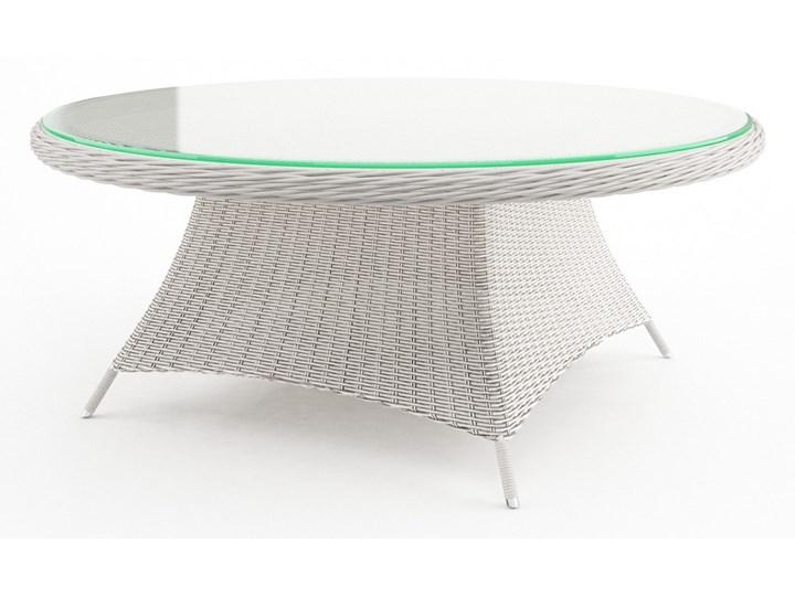 Meble ogrodowe RONDO ø180 royal piaskowe Aluminium Rattan Technorattan Kategoria Zestawy mebli ogrodowych Tworzywo sztuczne Zawartość zestawu Fotele