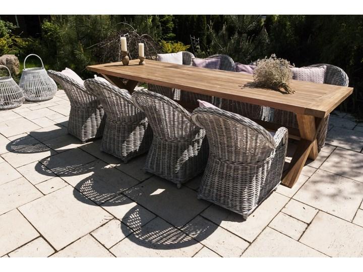 Meble ogrodowe LYON II Kategoria Zestawy mebli ogrodowych Stoły z krzesłami Rattan Zawartość zestawu Krzesła