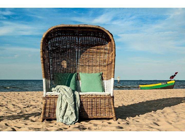Kosz rattanowy plażowy ST TROPEZ DUO Sofa wiklina