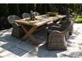 Meble ogrodowe LYON VIII Styl Rustykalny Stoły z krzesłami Rattan Kategoria Zestawy mebli ogrodowych