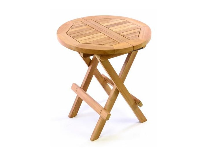 Stolik Ogrodowy Drewniany 40 Cm