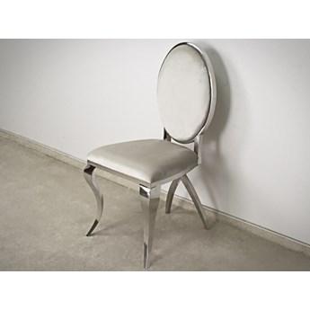 Krzesło Abrillo Glamur Beige