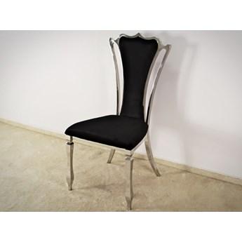 Krzesło Castill Glamur Black
