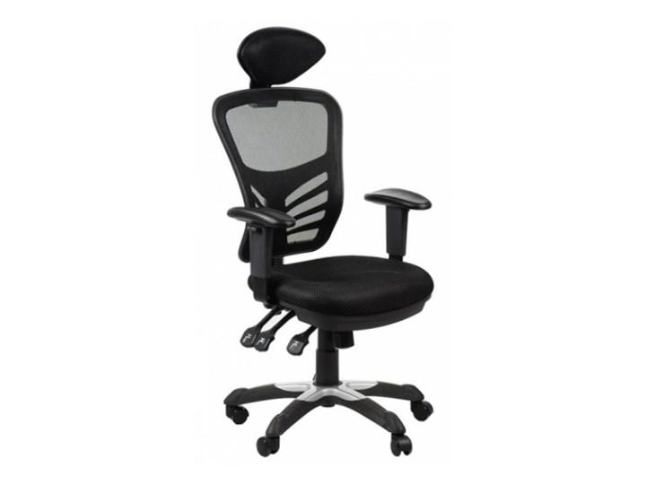 Fotel biurowy HG 0001H szary Stema