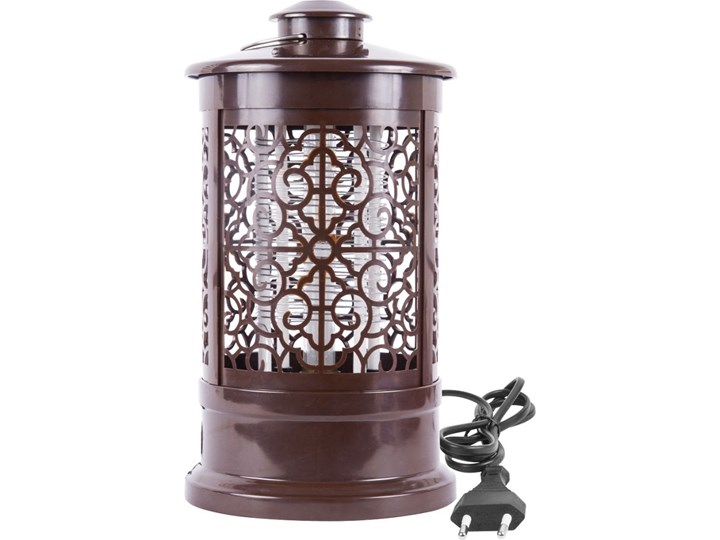 Lampa owadobójcza BIOOGRÓD 730111 Brązowy Kategoria Lampy ogrodowe