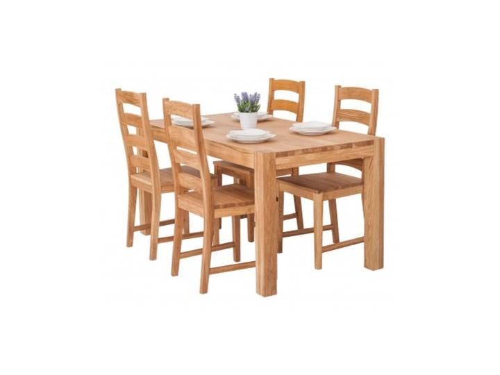 Signu Design Zestaw Do Kuchni Stół Linea Krzesła