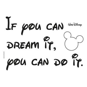 Naklejka You Can Do It