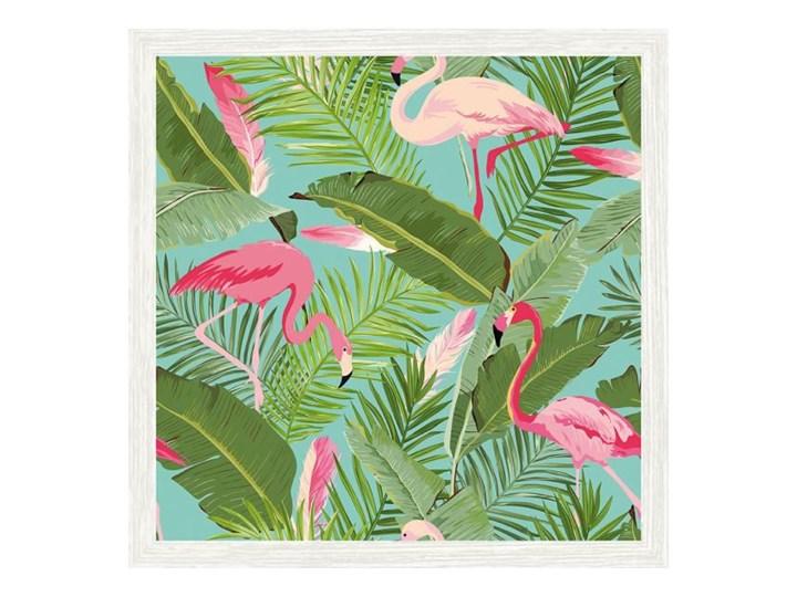 Obraz Flamingi 4 30 X 30 Cm Obrazy Zdjęcia Pomysły Inspiracje