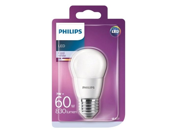 Świeże Żarówka LED Philips P45 E27 7 W 830 lm barwa zimna - Żarówki LG98