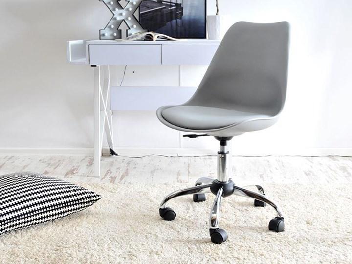 Regulowane Krzesło Obrotowe Luis Move Szare Krzesła I Fotele