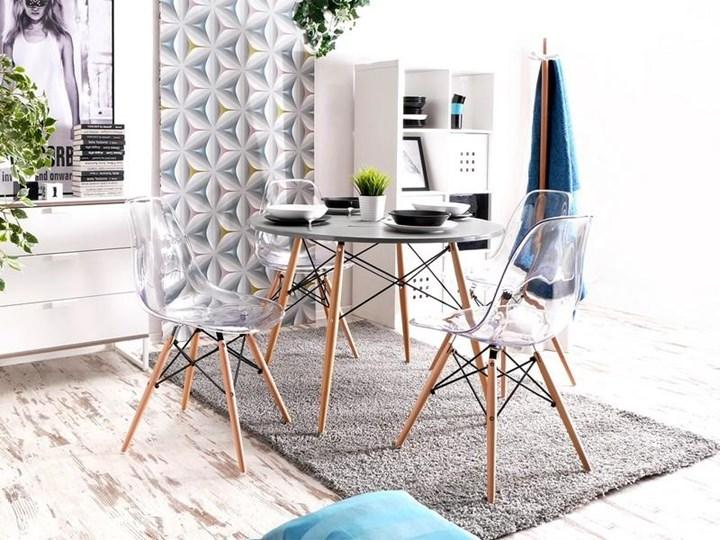 Krzeslo Do Malej Jadalni Mpc Wood Transparentne Krzesla Kuchenne