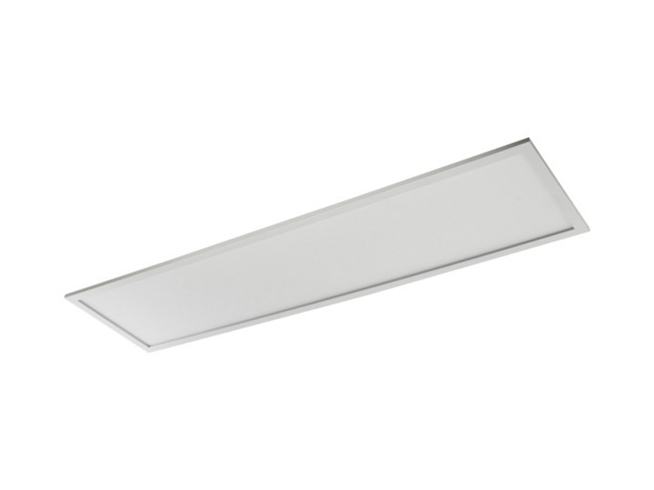 Panel LED zintegrowany Colours 30 x 120 cm biały metal